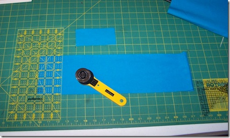 Cutting the rectangles