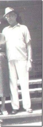 Jonas Hicks - PaPaw circa late 1950's or early 1960's