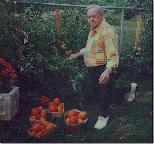 PaGee & tomatos #2