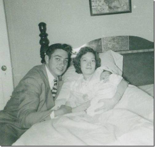 Cominghome Day 1-7-1954