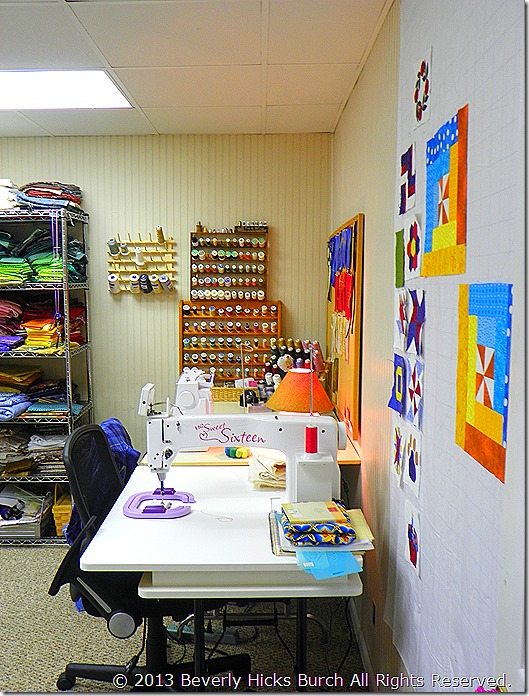 quilt studio A