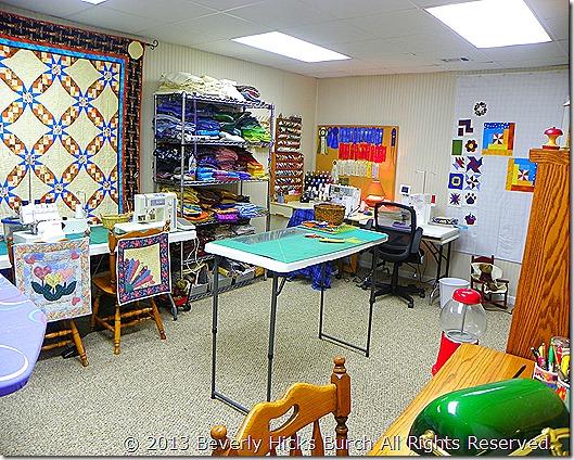 quilt studio B