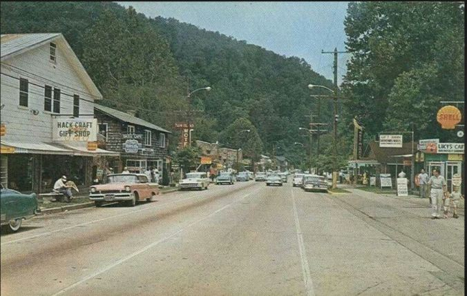 Gatlinburg of the 1950s